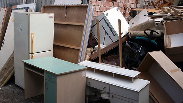 Два пъти седмично извозват едрогабаритни отпадъци