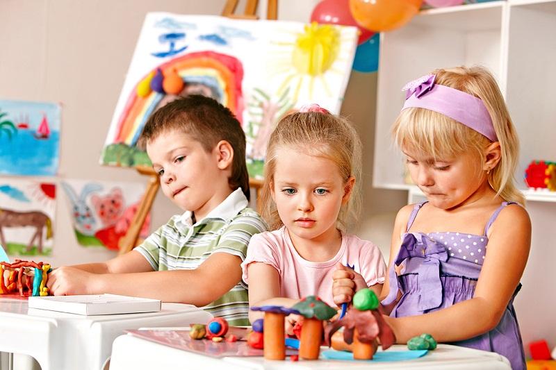 Обявяват свободни места в детските градини